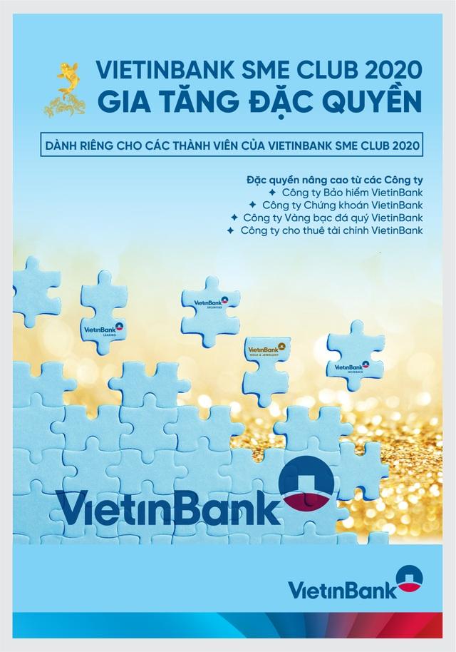 VietinBank SME Club: Gia tăng đặc quyền, nâng bước thành công - 1
