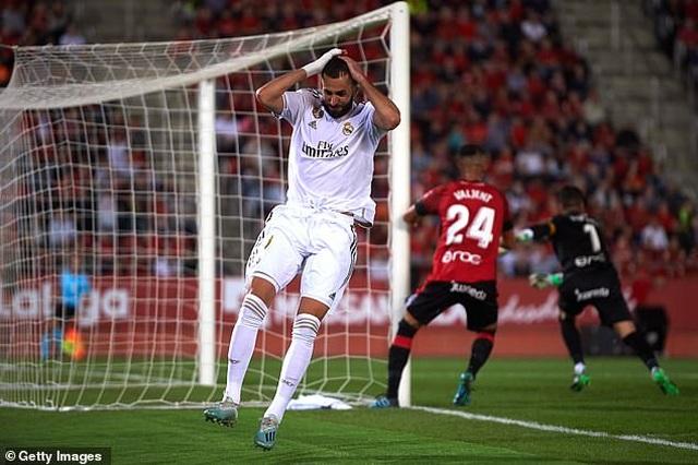 Real Madrid phục hận Mallorca và giành lại ngôi đầu từ Barcelona? - Ảnh minh hoạ 3