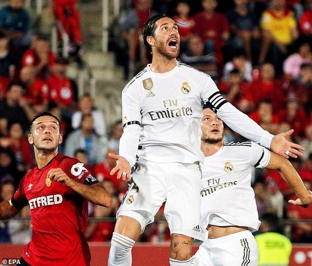 Nc247info tổng hợp: Real Madrid phục hận Mallorca