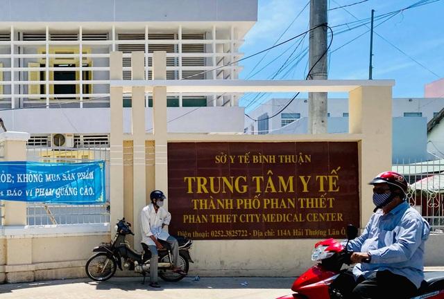 """Trung tâm Y tế TP Phan Thiết bị """"rút ruột"""" 5,4 tỷ đồng! - 3"""