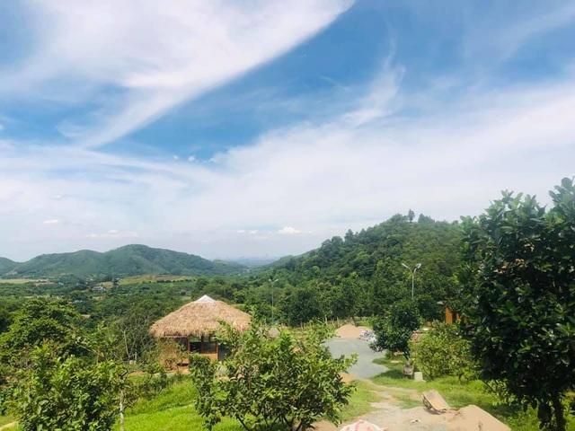 NSƯT Việt Hoàn tậu 10.000m2 đất làm nông trại, làm của hồi môn cho con gái - 2