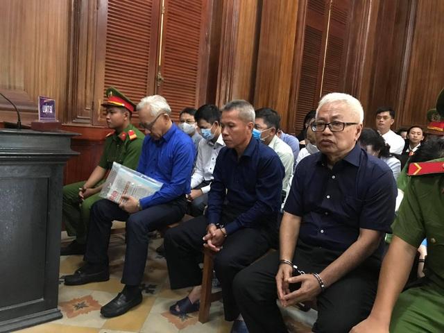 Trần Phương Bình bị cáo buộc gây thiệt hại 8.800 tỷ đồng - 1
