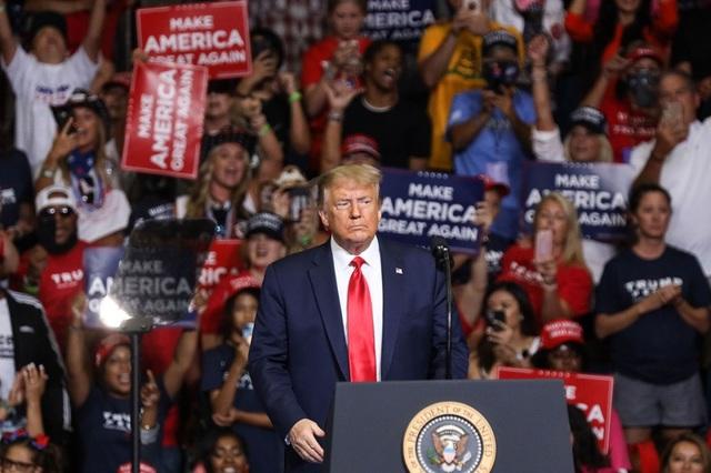 Bầu cử Tổng thống Mỹ: Tiếng sấm đêm hè - 2