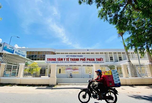 """Vụ """"rút ruột"""" 5,4 tỷ đồng: Cách chức lãnh đạo Trung tâm Y tế TP Phan Thiết - 3"""