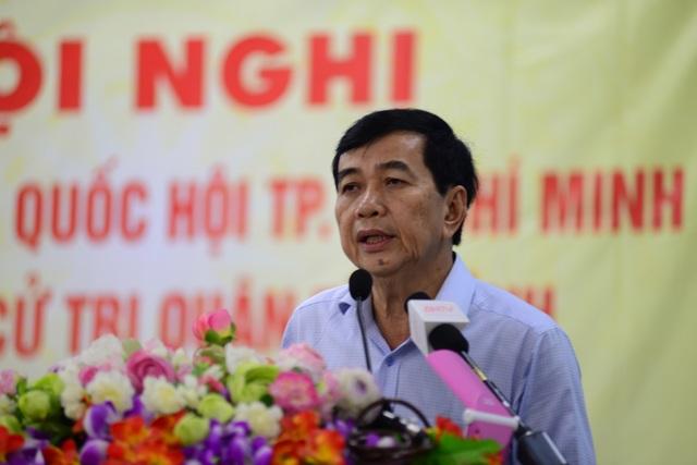 Bí thư Thành ủy TPHCM yêu cầu giải quyết quyền lợi cho cư dân chung cư K300 - 2