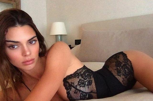 Kendall Jenner khoe chân dài trong ảnh quảng cáo mới - 8