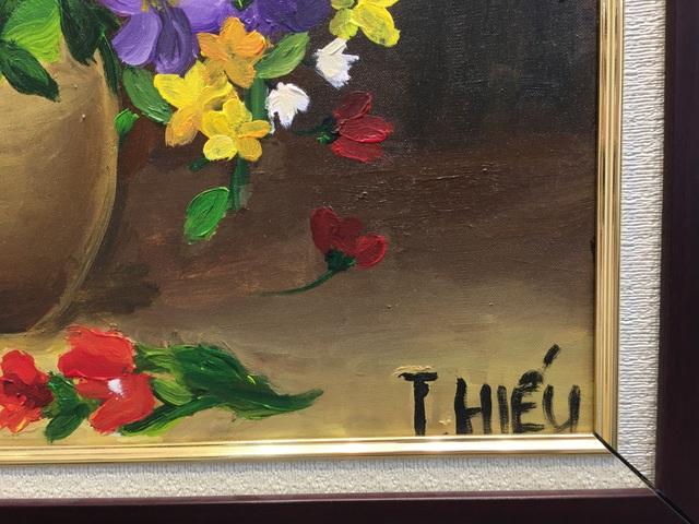 Bức tranh sặc sỡ sắc màu của những họa sĩ nhí tự kỷ - 7