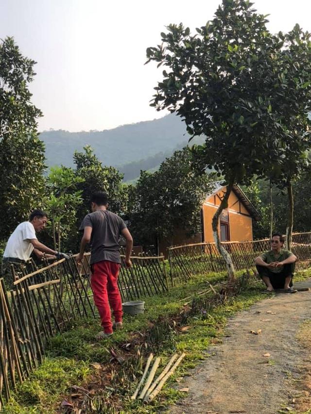 NSƯT Việt Hoàn tậu 10.000m2 đất làm nông trại, làm của hồi môn cho con gái - 1