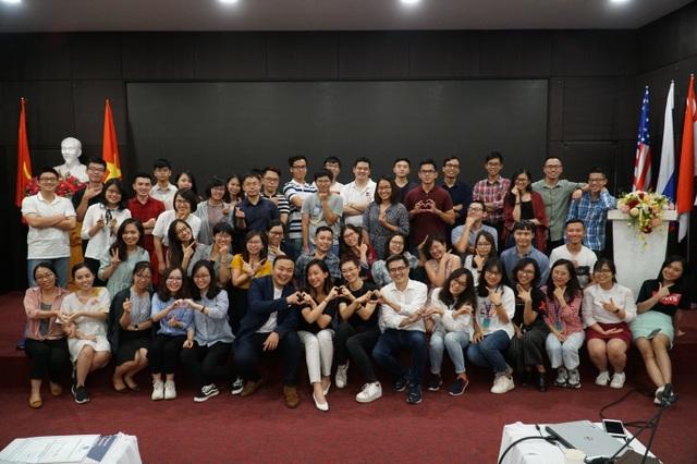 """Học giả Việt tại Mỹ giải đáp: """"Ai sẽ phù hợp với nghề nghiên cứu?"""" - 4"""