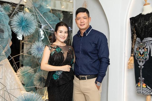 """Hoa hậu Hà Kiều Anh """"đọ sắc"""" cùng Trần Tiểu Vy và Mỹ Linh - 12"""