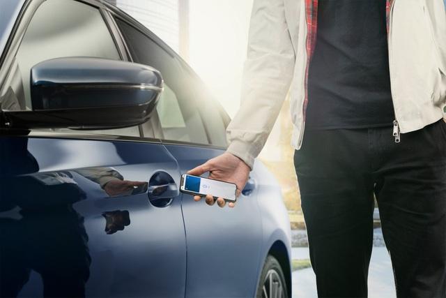 Có thể mở xe BMW bằng iPhone - 3