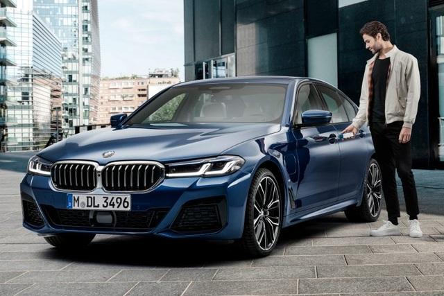 Có thể mở xe BMW bằng iPhone - 1