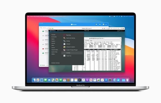 Apple thông báo lộ trình máy Mac chuyển sang dùng chip ARM - 1