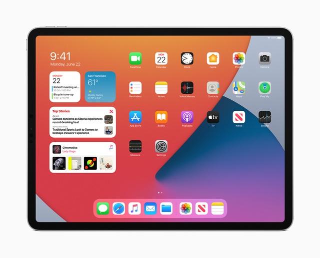 Apple giới thiệu phần mềm mới cho iPad và Apple Watch - 1