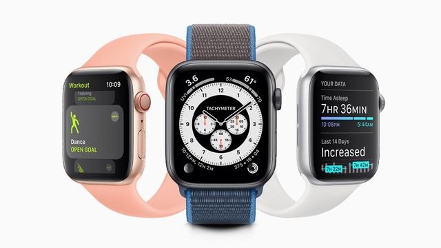 Apple giới thiệu phần mềm mới cho iPad và Apple Watch - 3