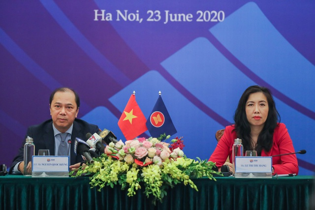 """Lãnh đạo ASEAN không """"né"""" vấn đề Biển Đông tại hội nghị cấp cao 36 - Ảnh minh hoạ 2"""