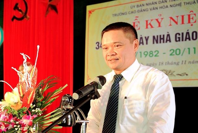 Nguyên Phó Chủ tịch tỉnh Nam Định sang làm cho doanh nghiệp tư nhân - 1