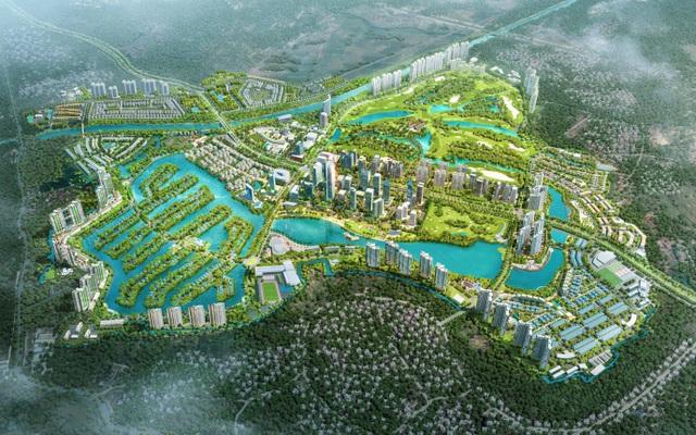 Đông Hà Nội có khu đô thị sở hữu thiết kế cảnh quan đẹp nhất thế giới - 2