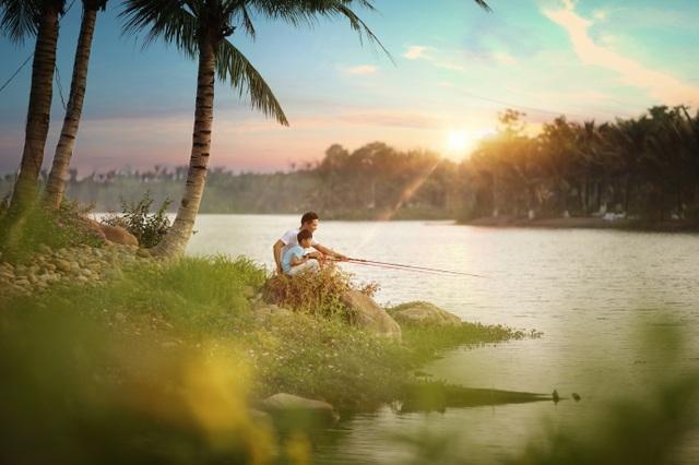 Đông Hà Nội có khu đô thị sở hữu thiết kế cảnh quan đẹp nhất thế giới - 5