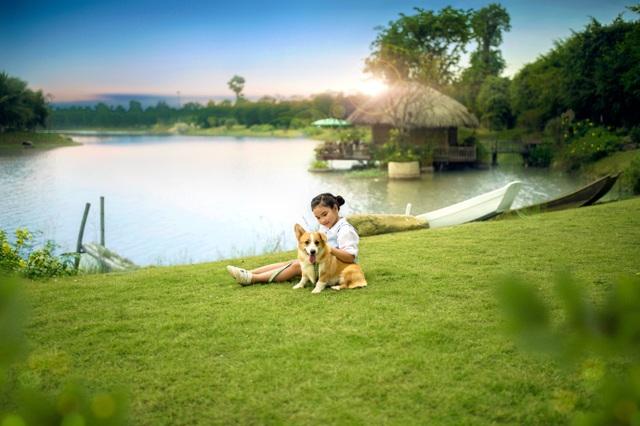 Đông Hà Nội có khu đô thị sở hữu thiết kế cảnh quan đẹp nhất thế giới - 7