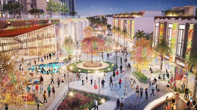 Đông Hà Nội có khu đô thị sở hữu thiết kế cảnh quan đẹp nhất thế giới - 12