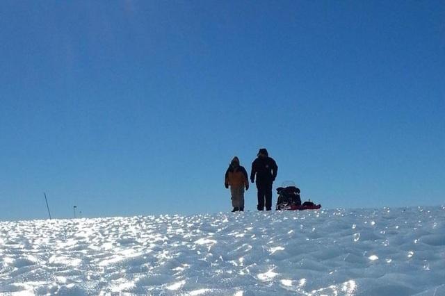 """Hiện tượng """"đảo ngược lạnh"""" kỳ lạ ở Nam Cực 15.000 năm trước - 1"""