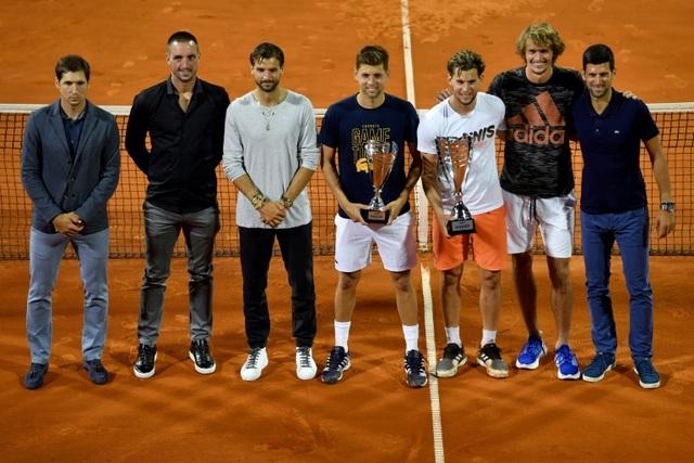 Tổ chức giải đấu để tay vợt nhiễm Covid-19, Djokovic bị chỉ trích thậm tệ - 2