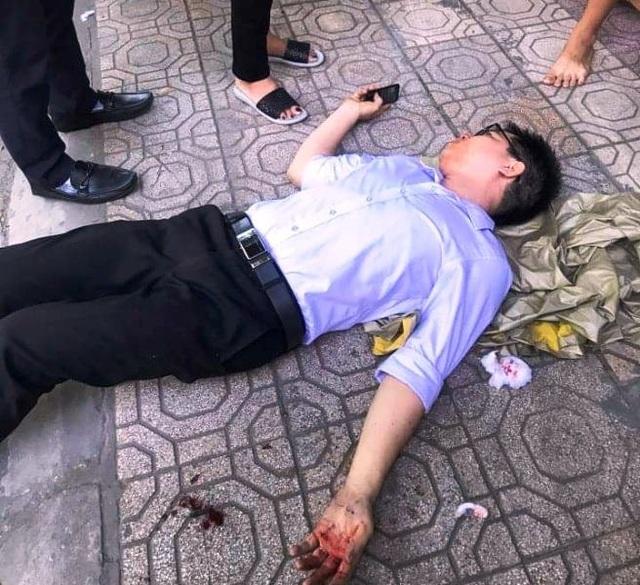 Vụ cán bộ phường bị đánh: Khởi tố vợ cựu Chủ tịch phường  - 1