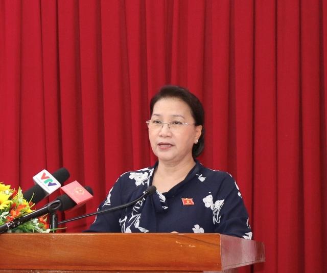 Chủ tịch Quốc hội: Cán bộ đã có vấn đề thì không đưa ra bầu ở đại hội - 2