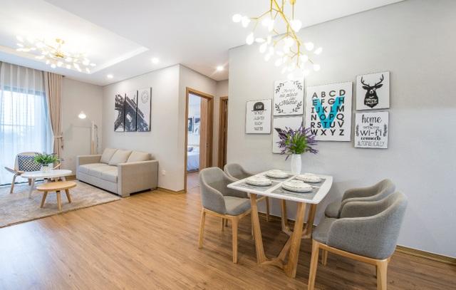 Trải nghiệm không gian sống lý tưởng tại căn hộ mẫu tòa Central Garden - 3