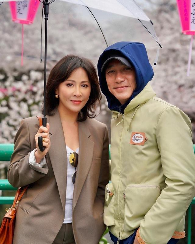 Cuộc hôn nhân kỳ lạ của Lưu Gia Linh và Lương Triều Vỹ - 5