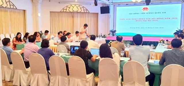 Lương tối thiểu 2021: Chưa chốt mức điều chỉnh trong cuộc họp sáng 23/6 - 3