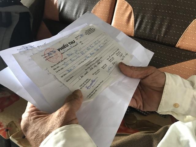 Bí ẩn phiếu thu lạ khiến nông dân tự nguyện đóng hàng chục triệu đồng! - 6