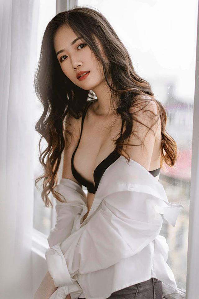Nữ sinh 10X Hà thành được khen đẹp thuần khiết, dịu dàng - 1