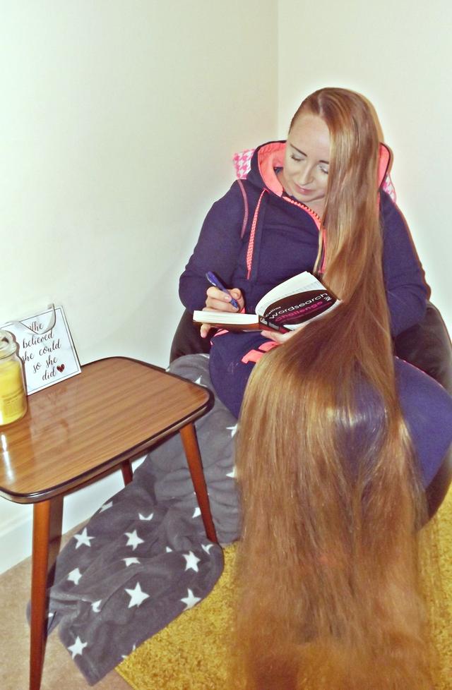 """Nuôi tóc dài như """"công chúa tóc mây"""" để quyến rũ người khác phái - 5"""