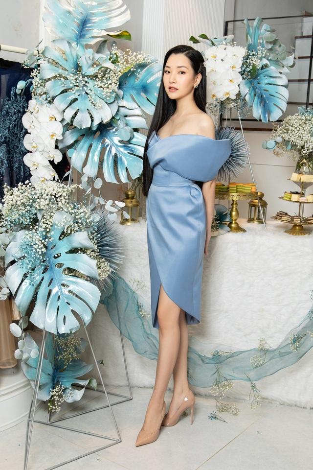 """Hoa hậu Hà Kiều Anh """"đọ sắc"""" cùng Trần Tiểu Vy và Mỹ Linh - 11"""