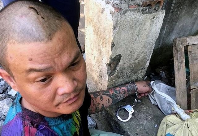 Hà Nội: Nghi phạm nổ súng bắn ca sĩ Hồ Phàm bị khởi tố 2 tội danh - 1