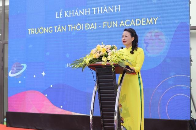 Chính thức khánh thành trường Tân Thời Đại – Fun Academy và Tuyển sinh niên khoá đầu tiên - 2
