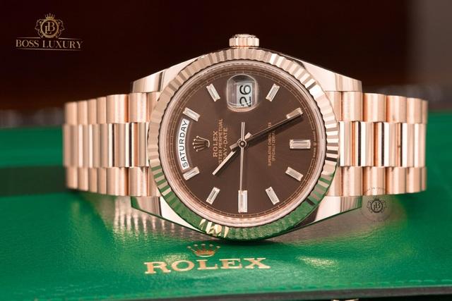 Top 5 mẫu đồng hồ Rolex đáng mua nhất có mặt tại Boss Luxury - 1