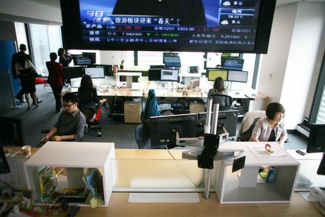 Mỹ siết chặt kiểm soát thêm 4 cơ quan truyền thông Trung Quốc - 1