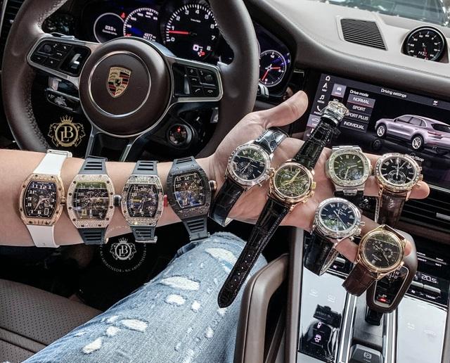 Vì sao khách hàng nên mua đồng hồ tại Boss Luxury - 2