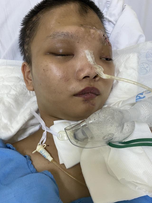 Tha thiết mong bạn đọc cứu cô gái trẻ sau 1 tháng nằm bất tỉnh vì tai nạn - 3
