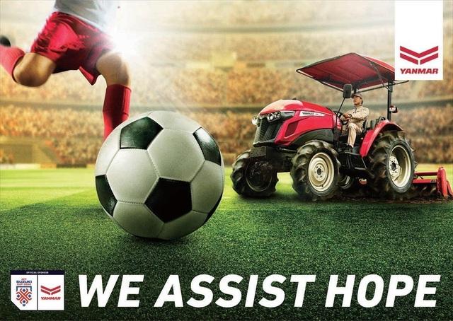 YANMAR tài trợ giải bóng đá AFF Suzuki Cup 2020 - 2