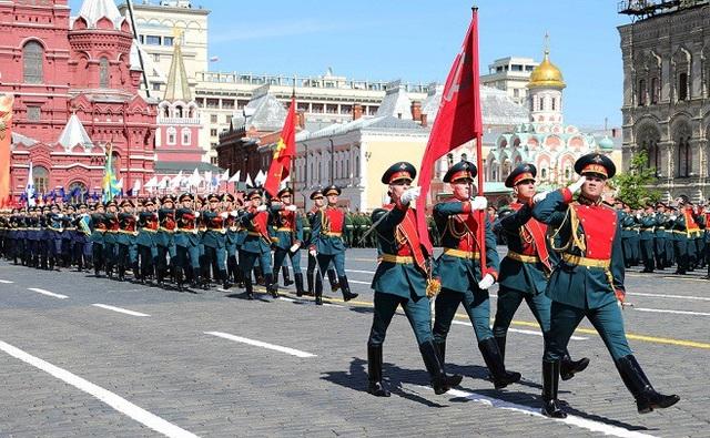 Hôm nay, Nga duyệt binh long trọng kỷ niệm 75 năm Ngày Chiến thắng - 1