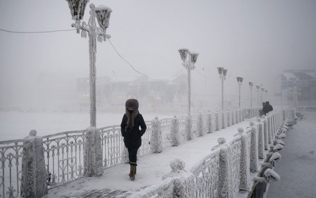 Thị trấn lạnh nhất thế giới vừa ghi nhận nhiệt độ nóng kỷ lục gần 40 độ C - 1