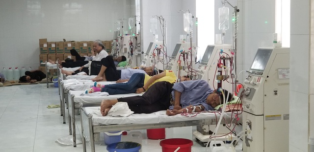 Vụ máy chạy thận có vấn đề, vẫn điều trị cho bệnh nhân tại bệnh viện - 2