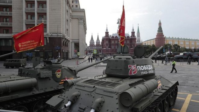 14.000 quân Nga duyệt binh mừng 75 năm chiến thắng phát xít - 28