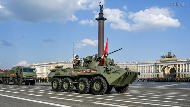 Hôm nay, Nga duyệt binh long trọng kỷ niệm 75 năm Ngày Chiến thắng - 2