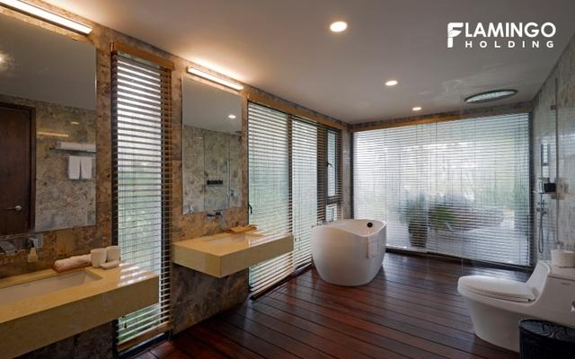 """Biệt thự theo phong cách """"sang trọng tối giản"""" trong khu nghỉ dưỡng 5 sao - 3"""
