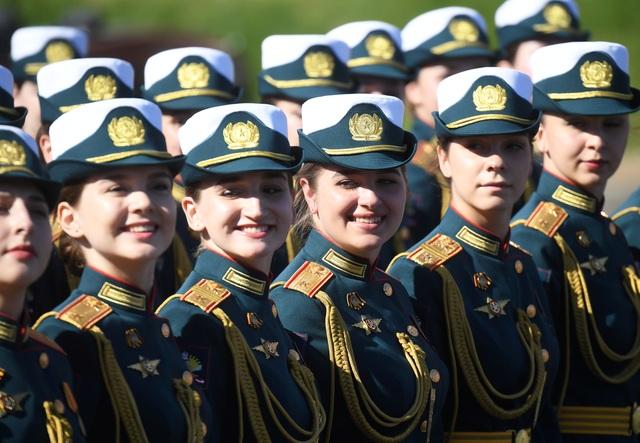 14.000 quân Nga duyệt binh mừng 75 năm chiến thắng phát xít - 20